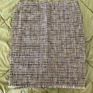 Escada tweed skirt